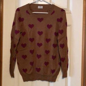 Madewell Wallace Sweater Sz S EUC